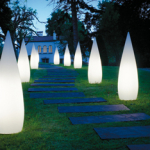 Iluminación especial,decorativa exterior