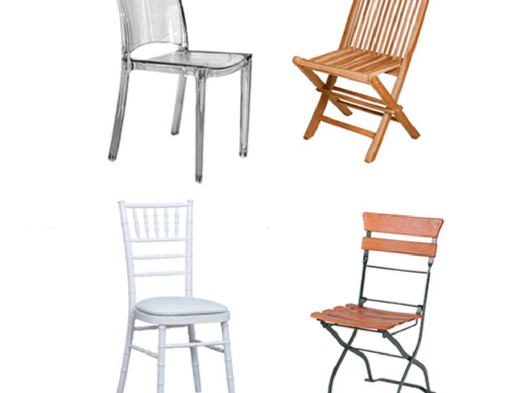 Alquiler de mobiliario